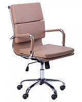 Кресло Слим FX LB (XH-630B Beige) бежевый