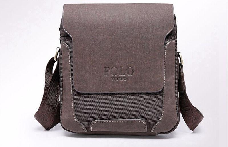 Мужская сумка POLO. Сумка портфель. Сумка ПОЛО. Стильная сумка. Модная сумка.