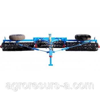 Каток зубчато-шпоровый гидроф диск 520мм чугун захват 6,0М КЗШ-6Г-01 Литейный завод