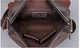 Мужская сумка POLO. Сумка портфель. Сумка ПОЛО. Стильная сумка. Модная сумка., фото 7