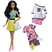 Кукла Барби Модница с набором одежды/ Barbie Fashionistas Doll 34 B-Fabulous Doll & Fashions - Original