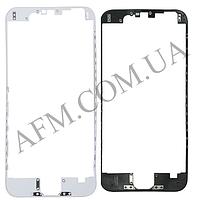 Рамка крепления дисплея iPhone 6S 4.7 черная
