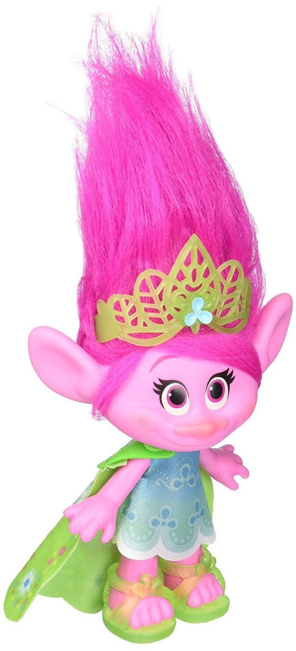 Кукла тролль Розочка  23 см. DreamWorks Trolls Poppy 9-Inch Figure