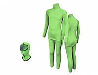 Термобелье для девочек Radical Grean, детский комплект термобелья (балаклава в подарок)