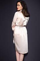 Халат женский розовый, фото 2