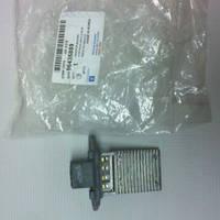 Резистор печки Авео (оригинал) GM Корея