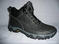 Ботинки мужские зимние Columbia, кожа.