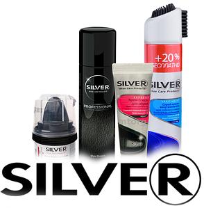 Средства для обуви Silver