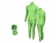 Термобелье для девочек Radical Grean, комплект детского термобелья унисекс (балаклава в подарок)
