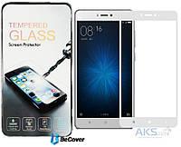 Защитное стекло BeCover Xiaomi Mi4i, Mi4c White (700962)