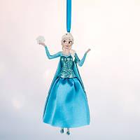 Эльза Холодное сердце Дисней елочная игрушка / Elsa Sketchbook Ornament Frozen Disney