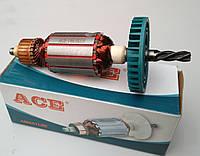 Якорь (ротор) для перфоратора Зенит (167*39 / 4 з влево)