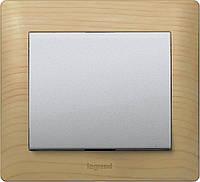 Выключатели и розетки Legrand Galea Life Maple