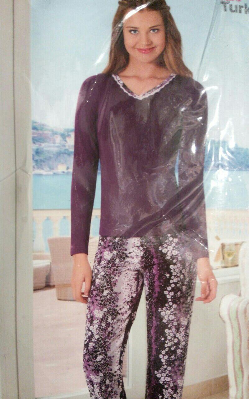 2c7885f270d58 Пижама женская трикотажная (Турция) : продажа, цена в Хмельницком ...