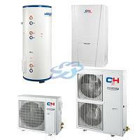 C&H CH-HP14SINM 14.2 кВт Воздушный тепловой насос для отопления/охлаждения/ГВС