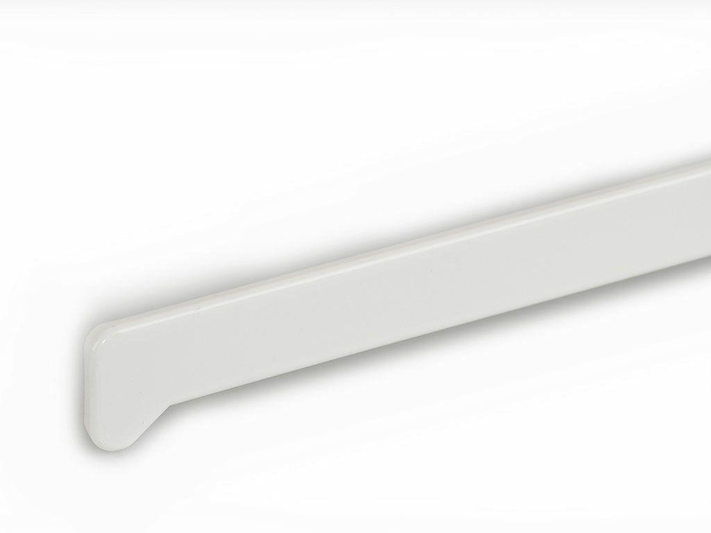 Заглушка торцевая к подоконнику Moller Белый глянец, 460 мм