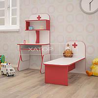 Игровая мебель для детского сада «Больница»