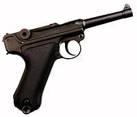 Пневматический пистолет Umarex P.08 (Люгер Парабеллум)