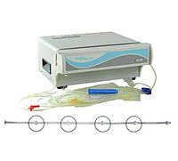 Устройство для запаивания медицинских ПВХ-трубок стационарное с 4-мя запаивающими головками HEMOWELD-MC