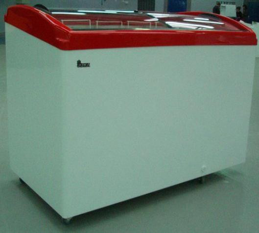 Скриня з вигнутим склом Juka M500S