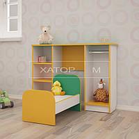 Игровая мебель для детского сада «Кукольная спальня»