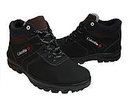 Распродажа!Ботинки мужские зимние на меху Б-4, Columbia