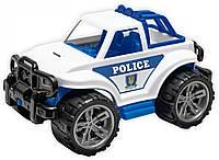 Джип полиция, большой детский внедорожник тм Технок