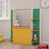 Игровая мебель для детского сада «Кукольный театр»