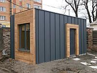 Дачный домик Днепр, дача недорого, каркасно-модульные коттеджи