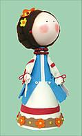 К-014 Набор для изготовления куклы (Галя)