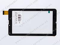 "Тачскрин (сенсорное стекло) для планшета 7"" FPC-70F2-V01, 184*104, 30pin, black"