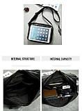 Мужская сумка. Портфель мужской. Сумка портфель. Портфель мужской. Стильная сумка. Модная сумка., фото 8