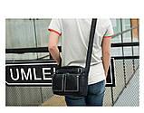 Мужская сумка. Портфель мужской. Сумка портфель. Портфель мужской. Стильная сумка. Модная сумка., фото 9
