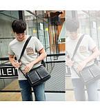 Мужская сумка. Портфель мужской. Сумка портфель. Портфель мужской. Стильная сумка. Модная сумка., фото 10