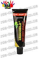 Герметик полиуретановый Крокодил CROCODILE, черный 60мл
