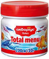 Total Menu палочки (банка 30г)