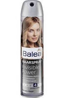 Лак для волос Balea Invisible power Haarspray
