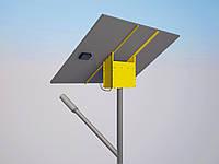 Автономная система освещения Solaris LSM30S с оцинкованной опорой, фото 1