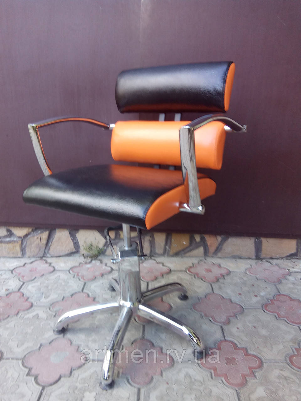 Кресло парикмахерское TIFFANY, фото 1