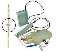 Устройство для запаивания медицинских ПВХ-трубок переносное с сумкой HEMOWELD-B