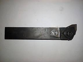 Резец механический с трехгранноой пластиной (ф6, 25х25х150) с верхним прижимом