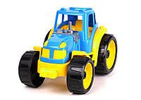 Машинка Трактор для детей пластик тм Технок