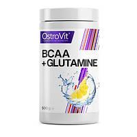 OstroVit BCAA+L-Glutamine 500g