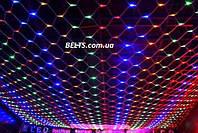 Светодиодные LED гирлянды сетка
