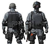 Военная одежда и головные уборы