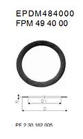Плоские уплотнения EPDM484000 FPM 49 40 00