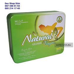 Женская натуральная ви-гра в таблетках Natural vi-gra