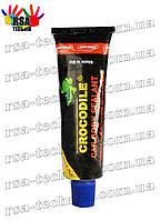 Герметик полиуретановый Крокодил CROCODILE, серый 60мл