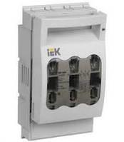 Предохранитель-выключатель-разъединитель ПВР 160А IEK (SRP-10-3-160)