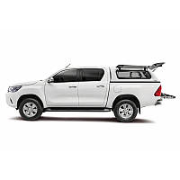 Кунг Aeroklas ABS стекла вверх Toyota Hilux 2015-